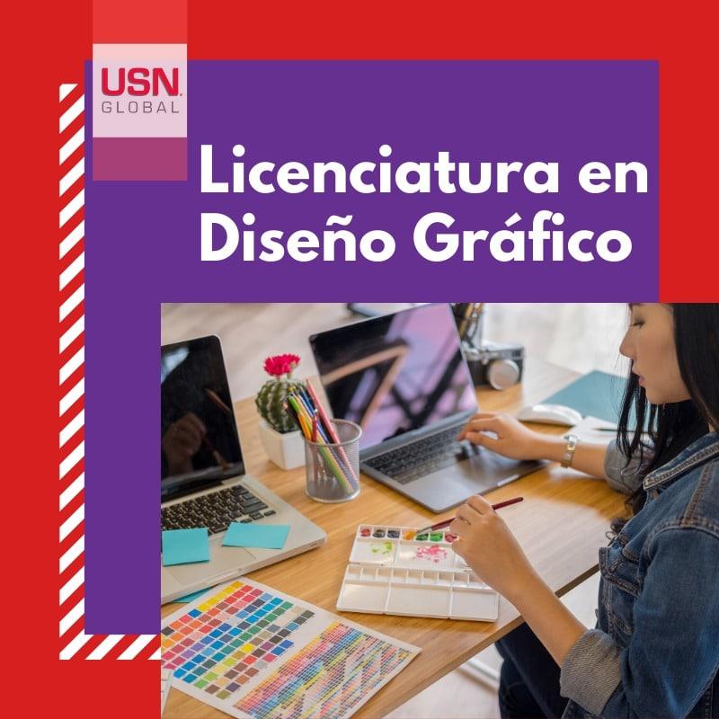 Licenciatura en Diseño Gráfico